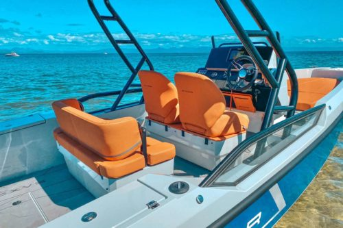 Saxdor Yachts - Saxdor 200 Sport – Optional equipment