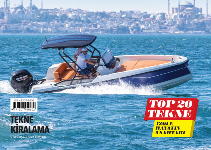 Motorboat and Yachting Turkey September Issue 2020 - Saxdor Yachts
