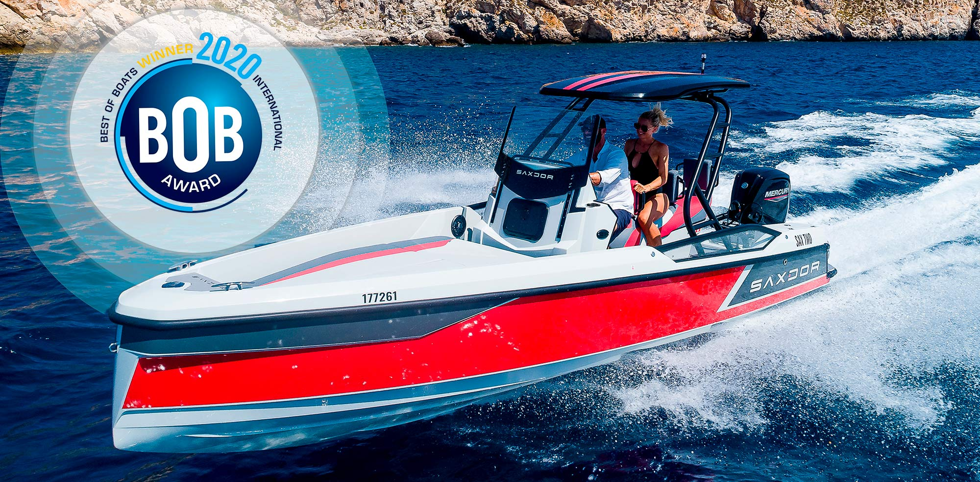 Saxdor Yachts -  Front page slide 0 – S200 BOB