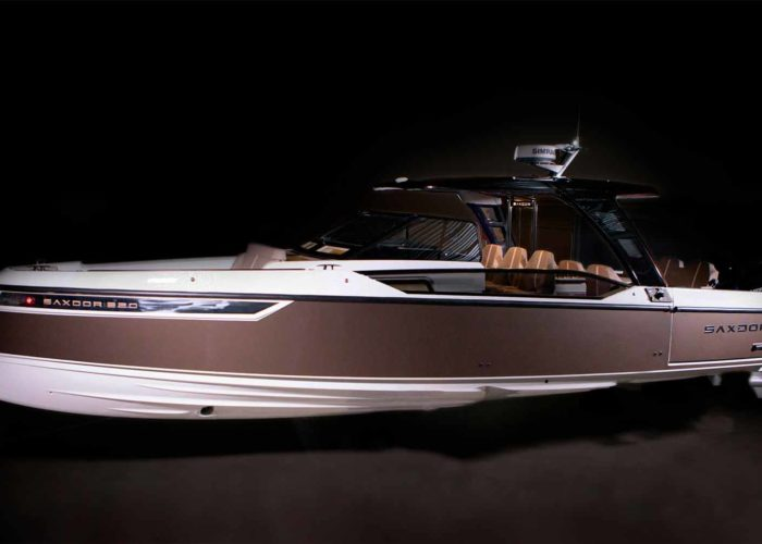 Motorboat and yachting Jack Haines: Saxdor 320 GTO first look: Is this already the most exciting new boat of 2021? - Saxdor Yachts