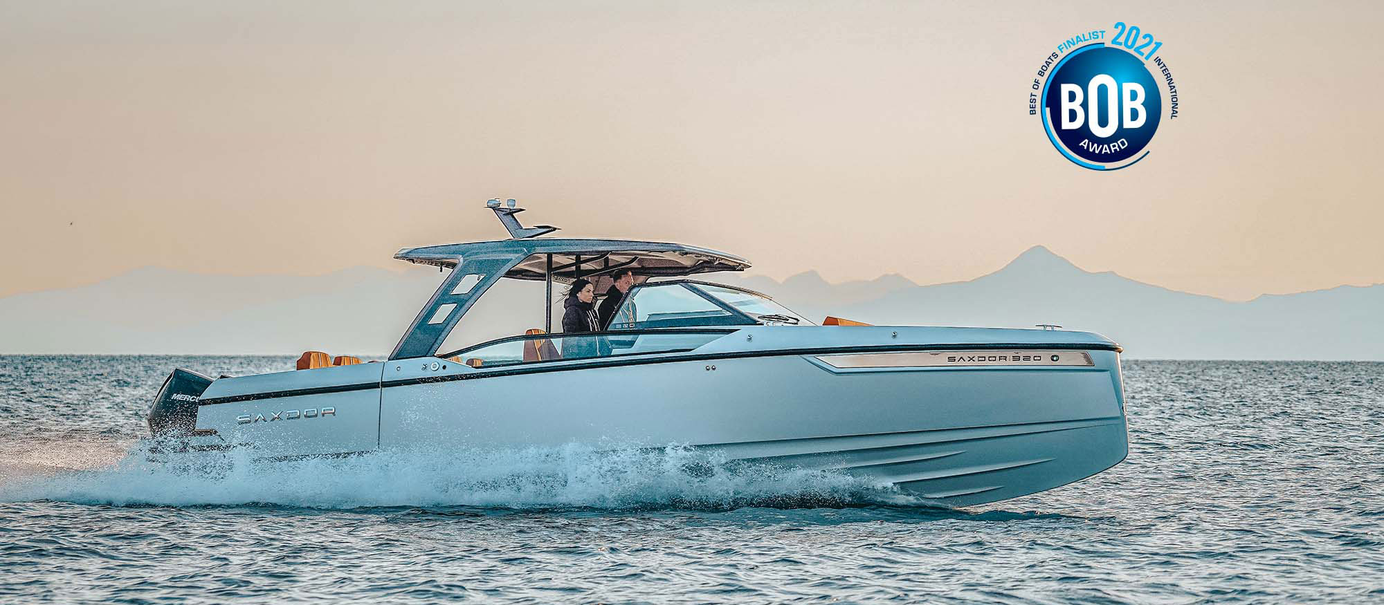 Saxdor Yachts -  Front page slide 1 – S320 pics