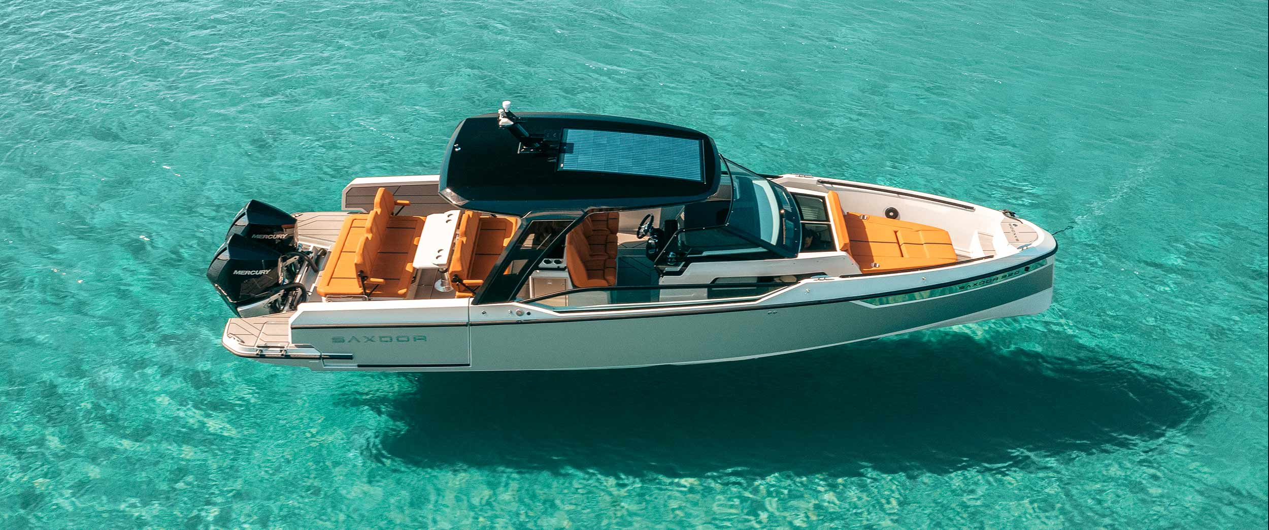 Saxdor Yachts -  Front page slide 3 – S320 pics