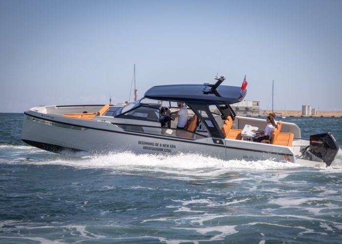 Puerto Portals 52 super series sailing week, featuring the Saxdor 320 GTO with Saxor Yachts dealer – Argo Yachting - Saxdor Yachts